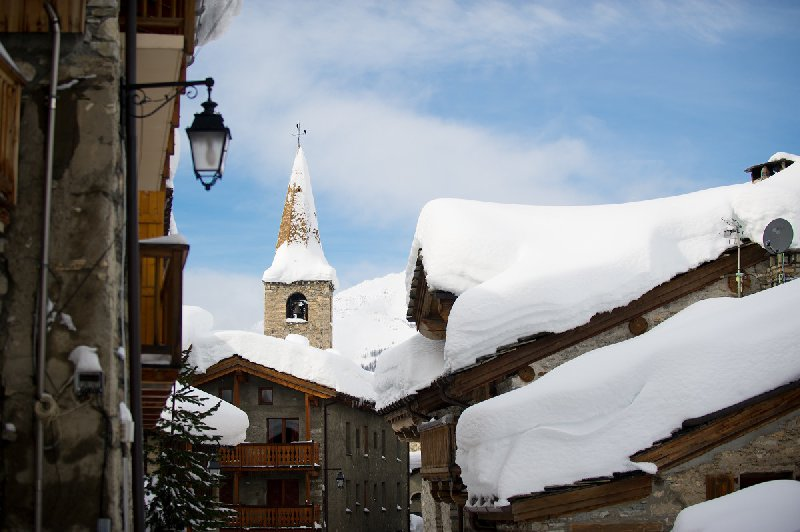 Val d'Isere - Evenement Guided tour of the resort
