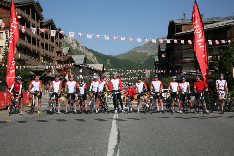 Val d'Isere - Evenement The « Iserane » cycle event