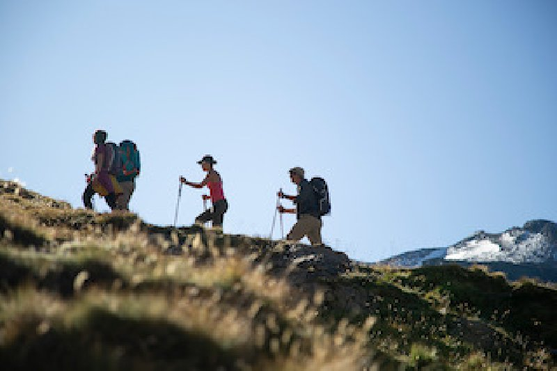 Val d'Isere - Evenement Barmettes walk