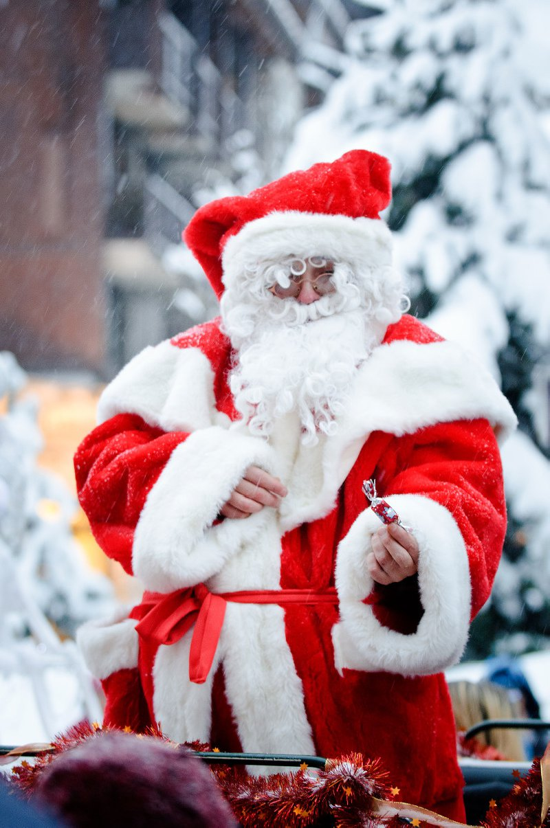 Val d'Isere - Evenement Santa Claus is coming to town !!