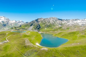 Five Good Reasons to Come to Val d'Isère this summer.