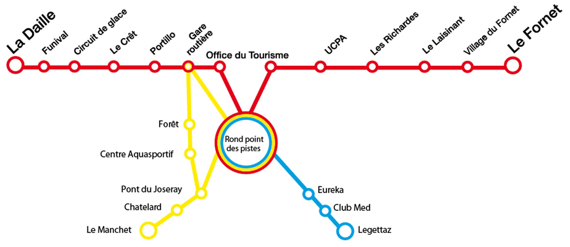 Shuttle Val D Is 232 Re Plan Of Free Shuttles To Val D Is 232 Re