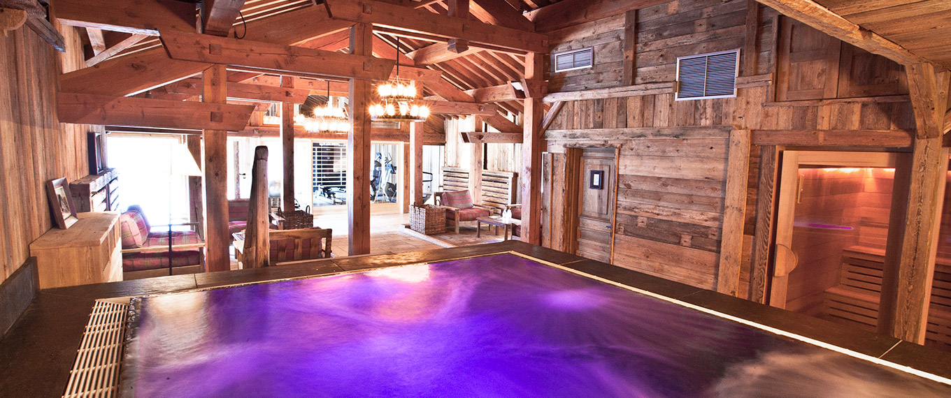 spa by clarins h tel le blizzard shops and services val d isere val d 39 is re. Black Bedroom Furniture Sets. Home Design Ideas