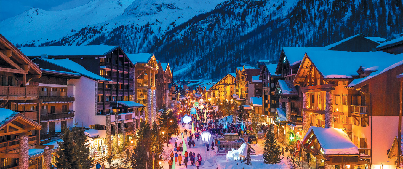Val d'Isere Ski Resort Guide