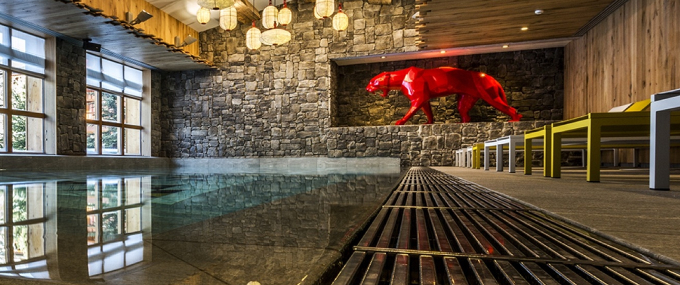 Spa nuxe h tel le yule shops and services val d isere val d 39 is re - Le yule val d isere ...
