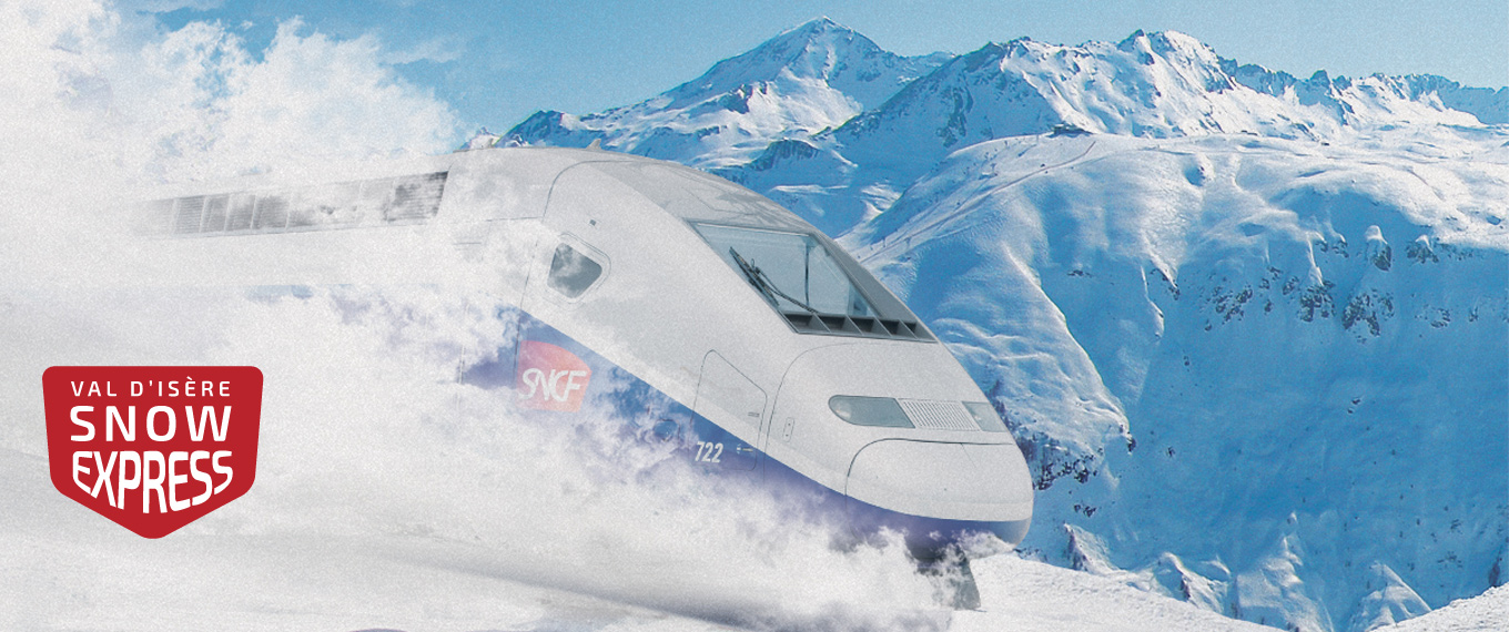 Coach to val d'isere snow report