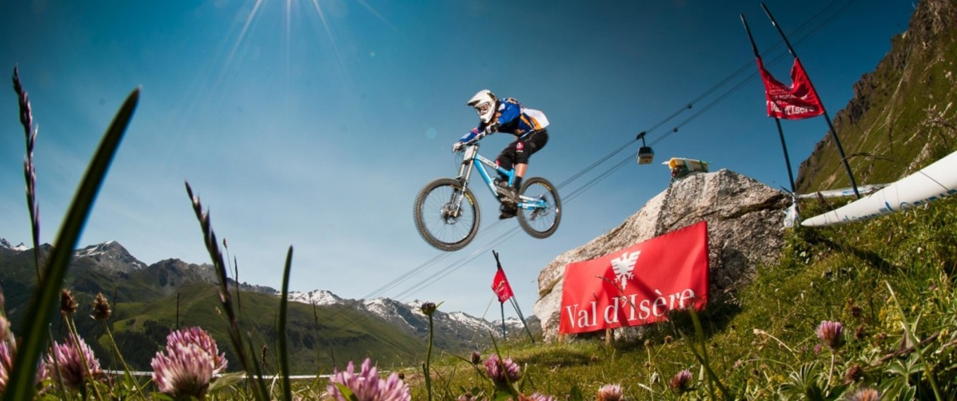 French cup Ebike Enduro Events and entertainments in Val dIsre