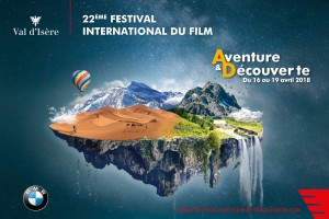 22nd edition of Festival International du Film Aventure & Découverte