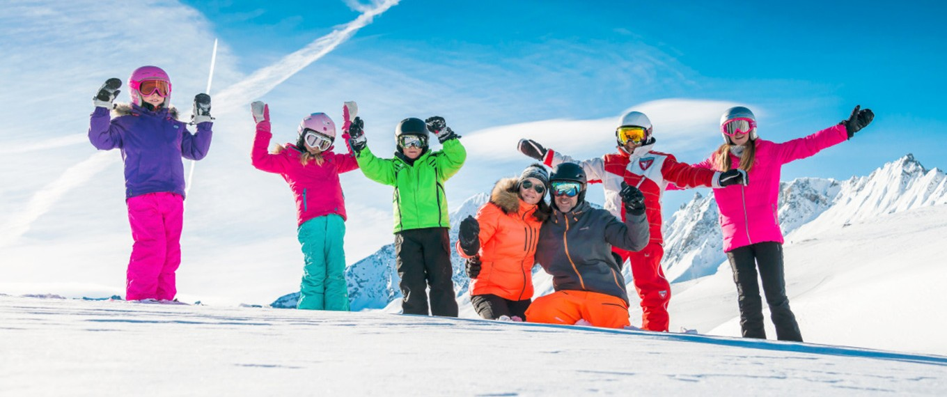 Four good reasons to come spring skiing in Val d'Isere