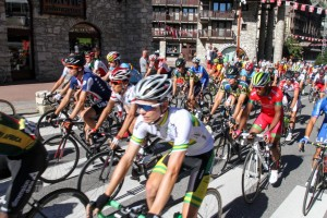 Cycle in Val d'Isère this summer