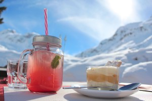 Fine dining in Val d'Isère