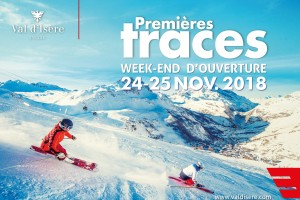 VAL D'ISÈRE FIRST TRACKS OPENING WEEKEND NOVEMBER 24-25, 2018