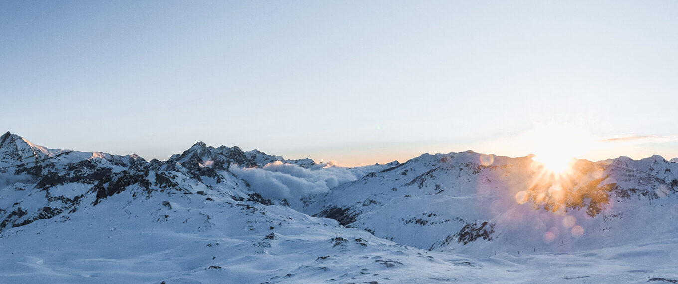 Peace of mind in Val d'Isère this winter!