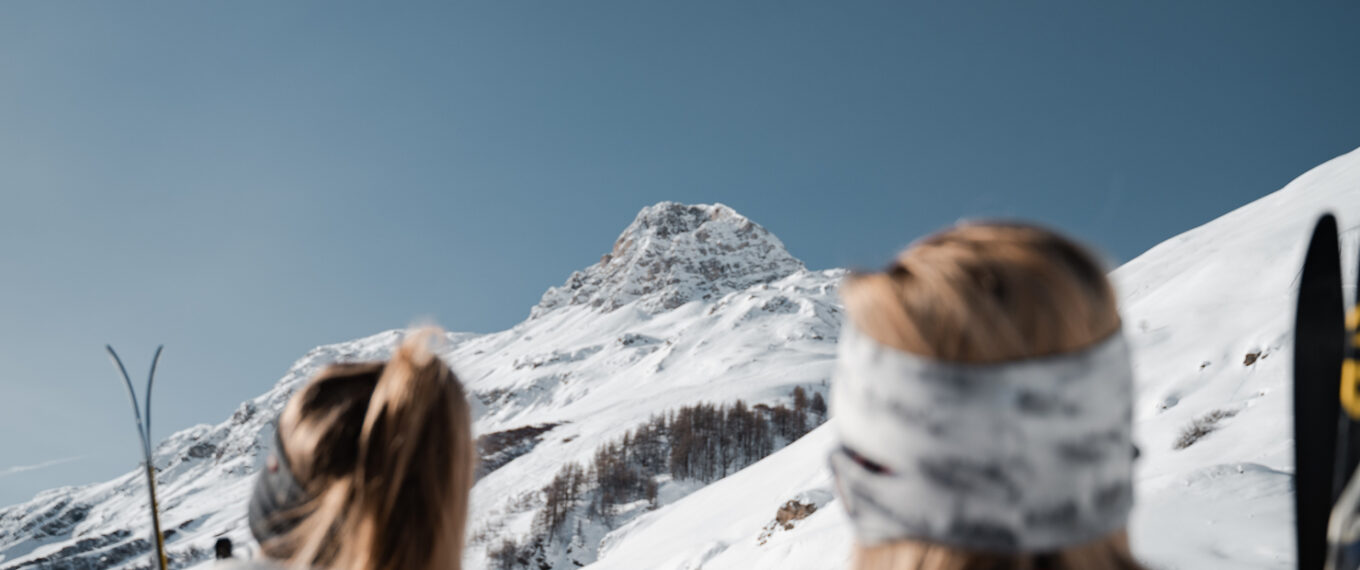 Val d'Isère is getting ready to welcome you !